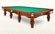 Продаем бильярдные столы б/у и новые.